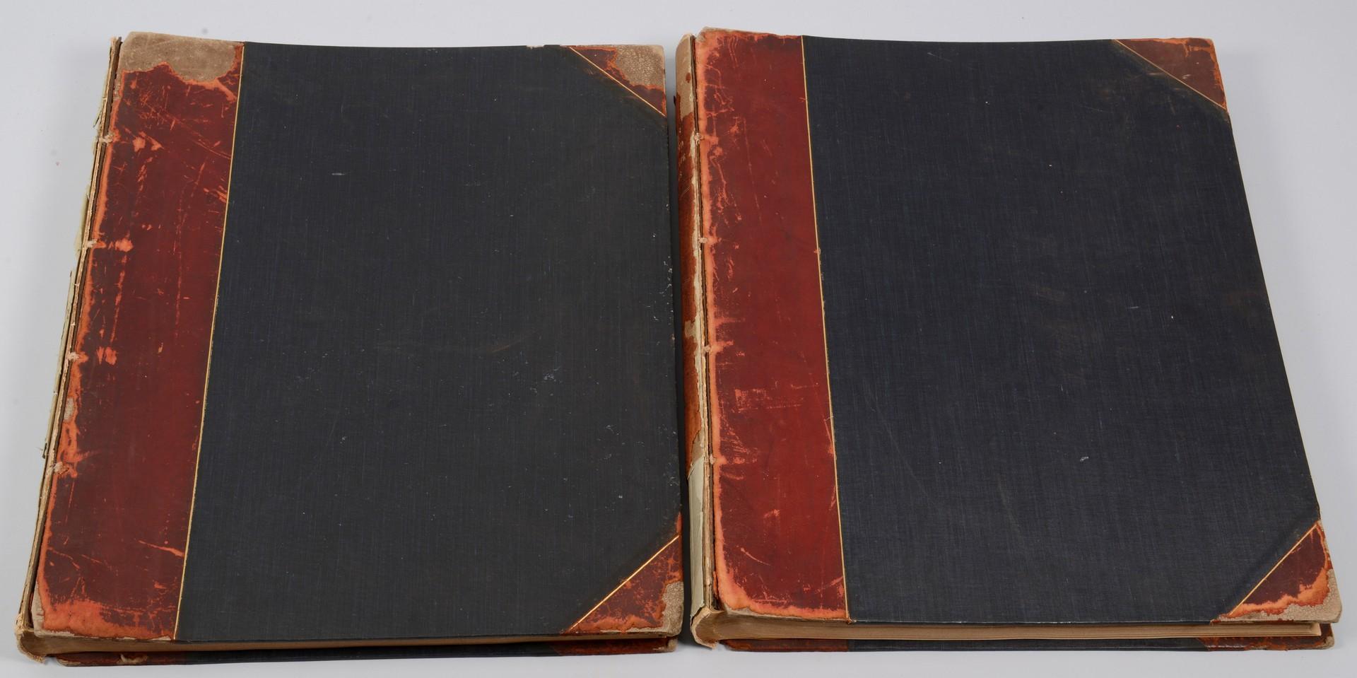 Lot 494: Civil War Atlas, 2 Volumes