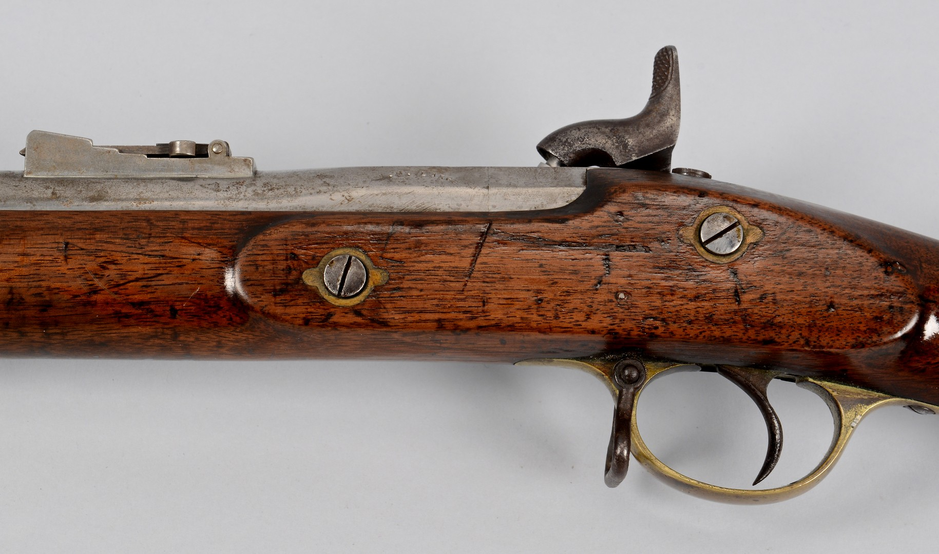 Lot 505: 1863 Victoria Regalius Enfield Rifled Musket