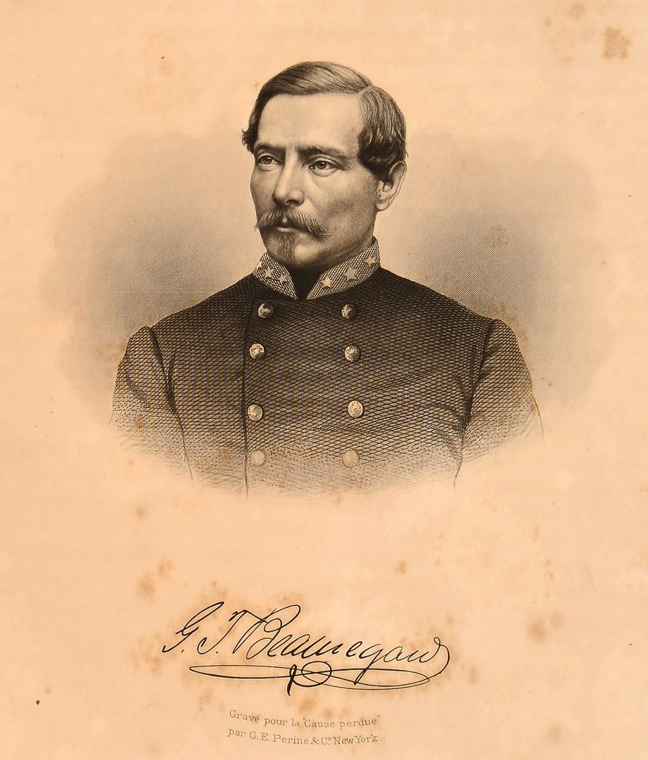 Lot 507: La Cause Perdue, 1867 Pollard