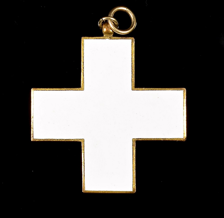 Lot 520: 5 Russian Badges & Medals, incl. Imperial Russian