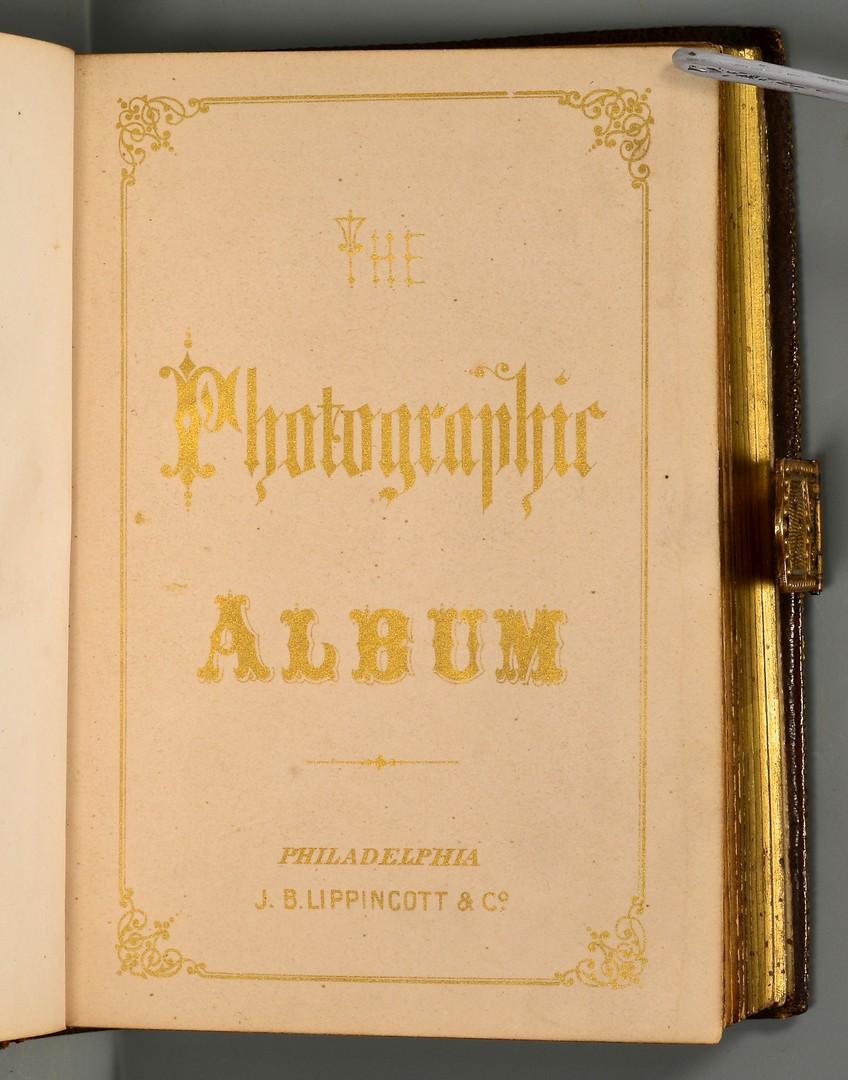 Lot 521: German & Prussian CDV Album