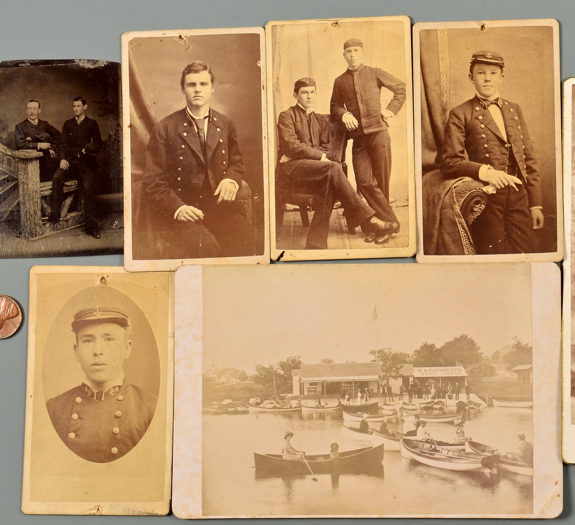 Lot 523: Civil and Spanish American War Related Archive