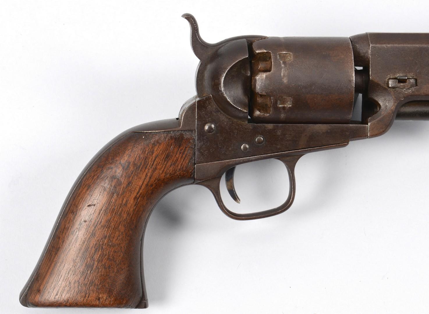 Lot 528: U.S. Colt Navy Model 1851, Hartford