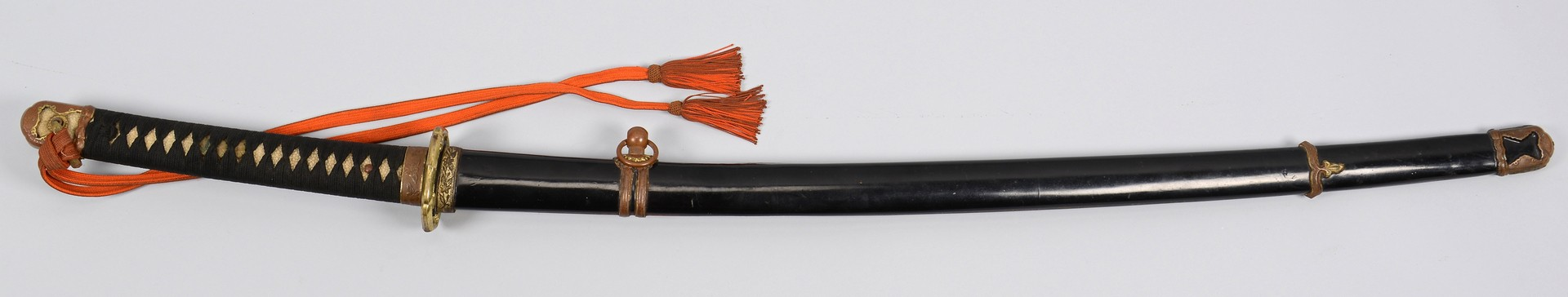 Lot 531: Japanese Katana Sword/Scabbard and Japanese Blade