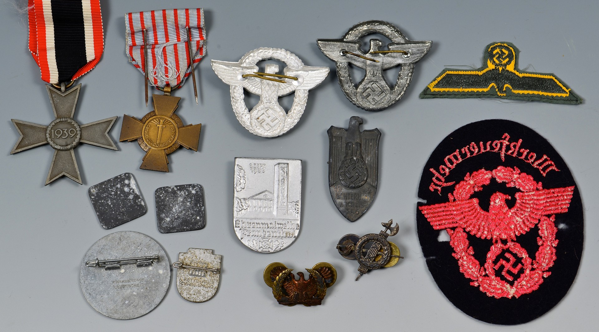 Lot 534: WWII Archive, Chief Warrant Officer Robert Knies