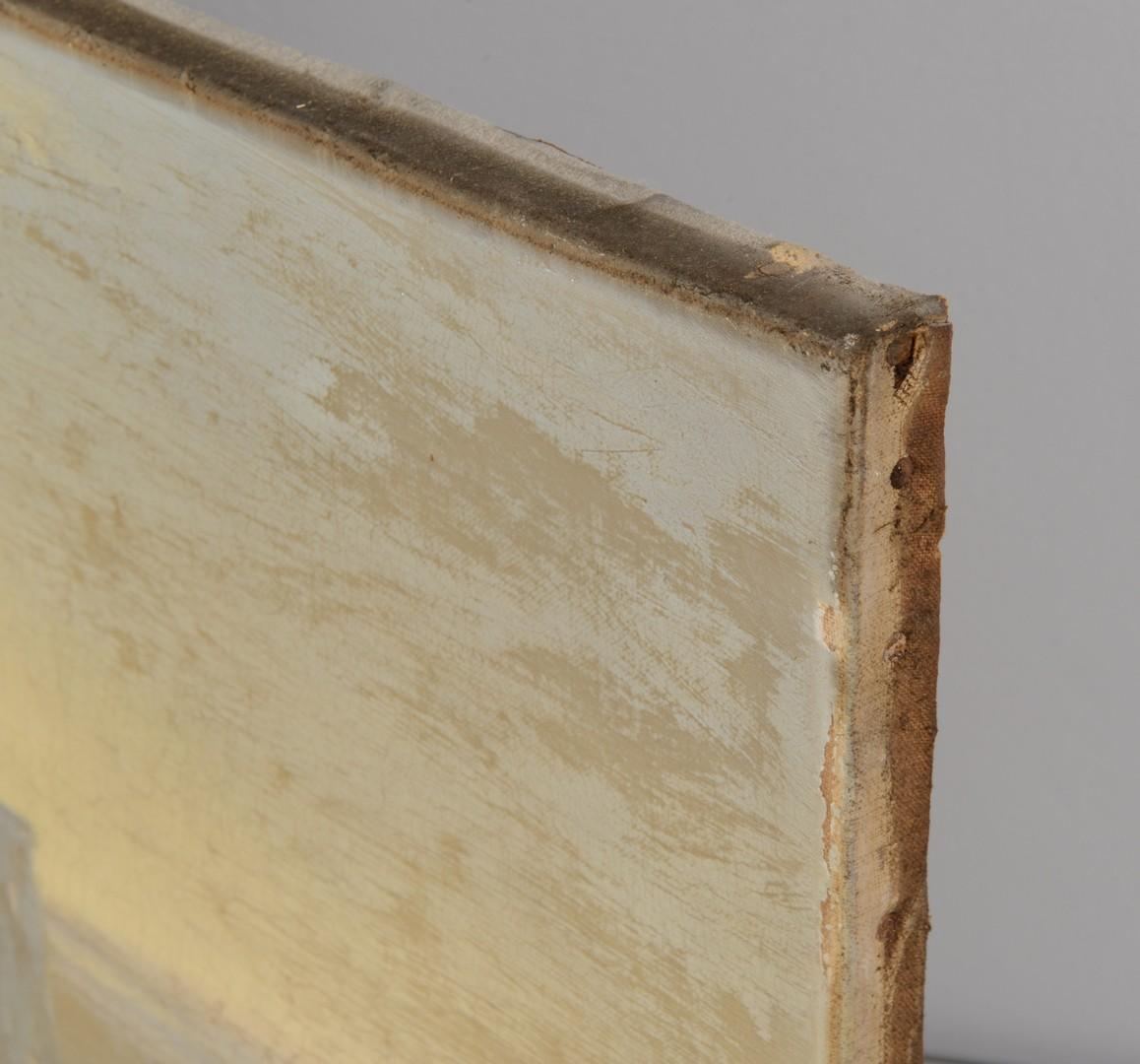 Lot 545: John F. Bland, Oil on Canvas, Seascape