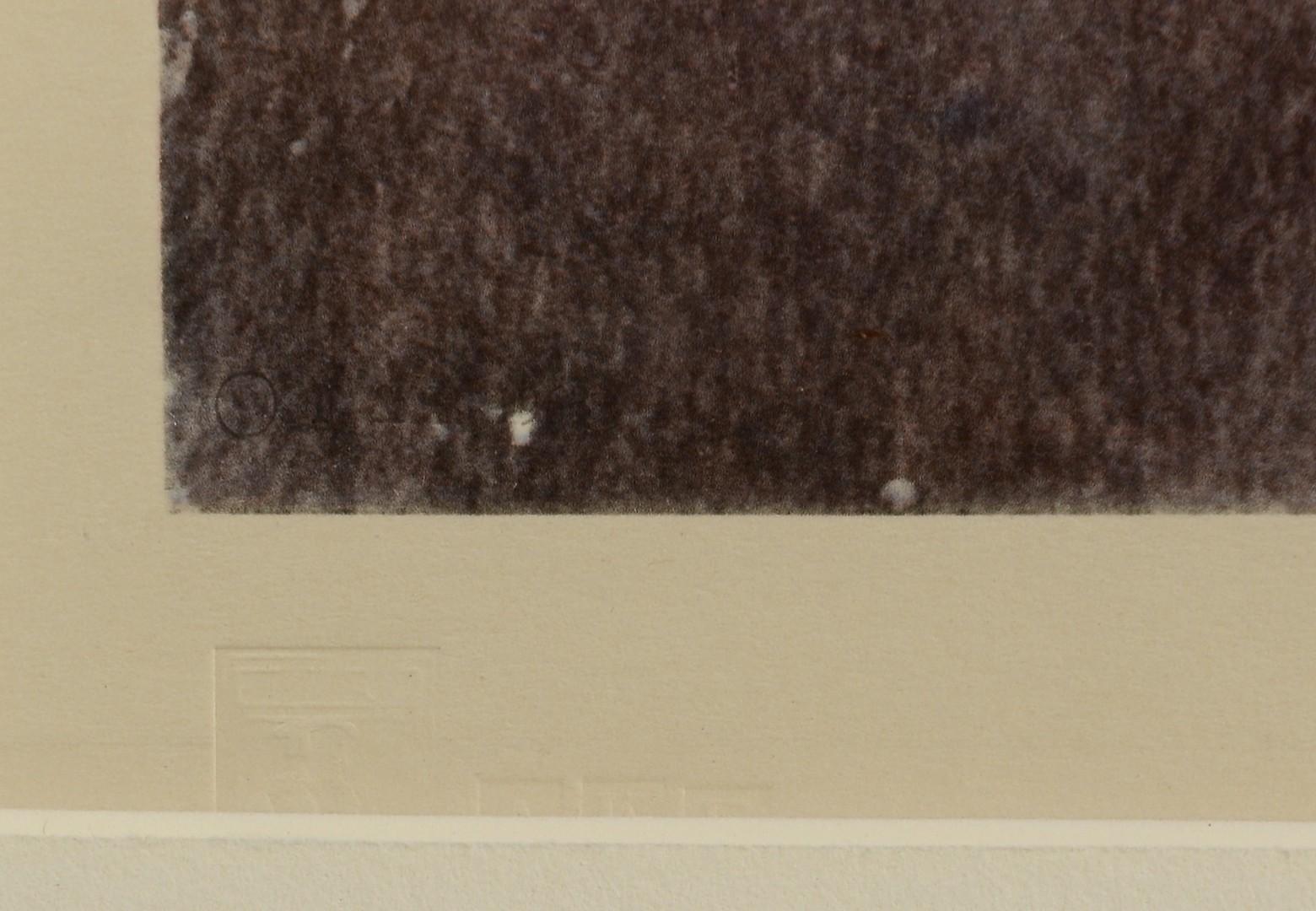 Lot 561: Sir Wm. Russell Flint Lithograph
