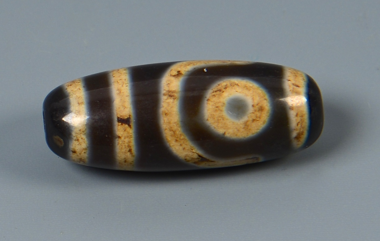 Lot 607: Ancient Beads including Tibetan Coral