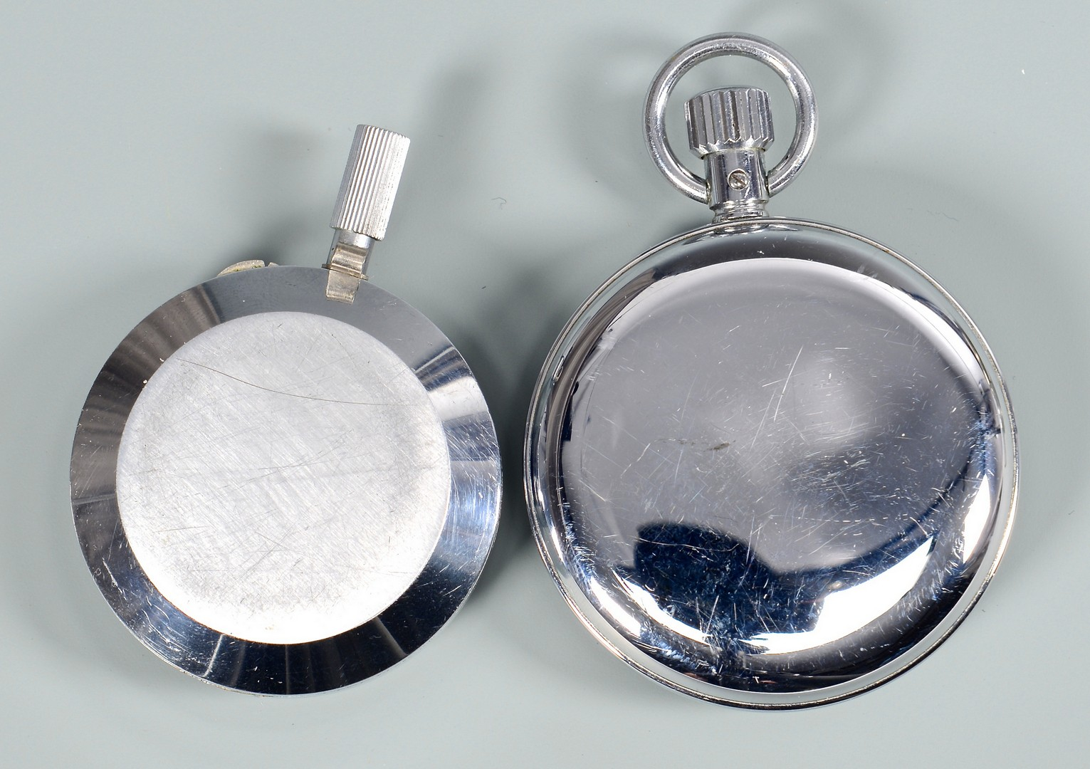 Lot 614: 6 Pocket Measuring Devices