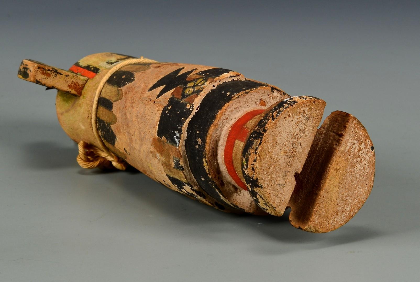 Lot 622: Hopi Kachina, Crow Mother
