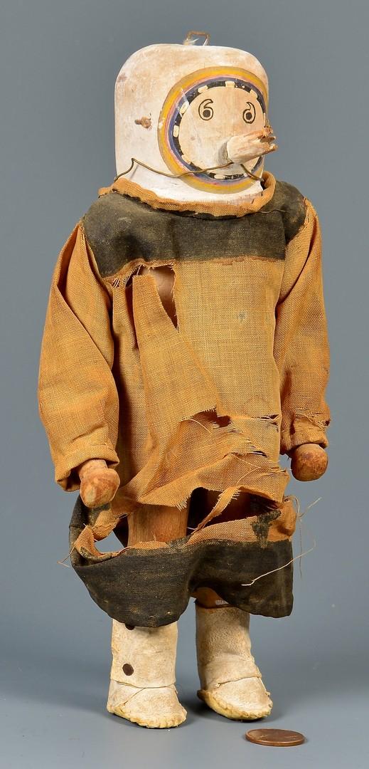 Lot 624: Early 20th Cent. Zuni Kachina