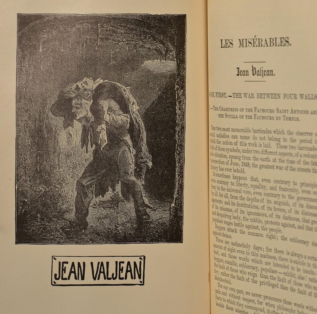 Lot 665: Lewis and Clark 1902 & Les Miserables, 1887