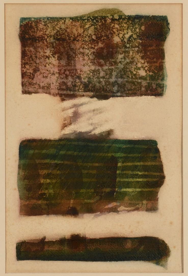 Lot 691: 2 Whitney Leland Watercolors
