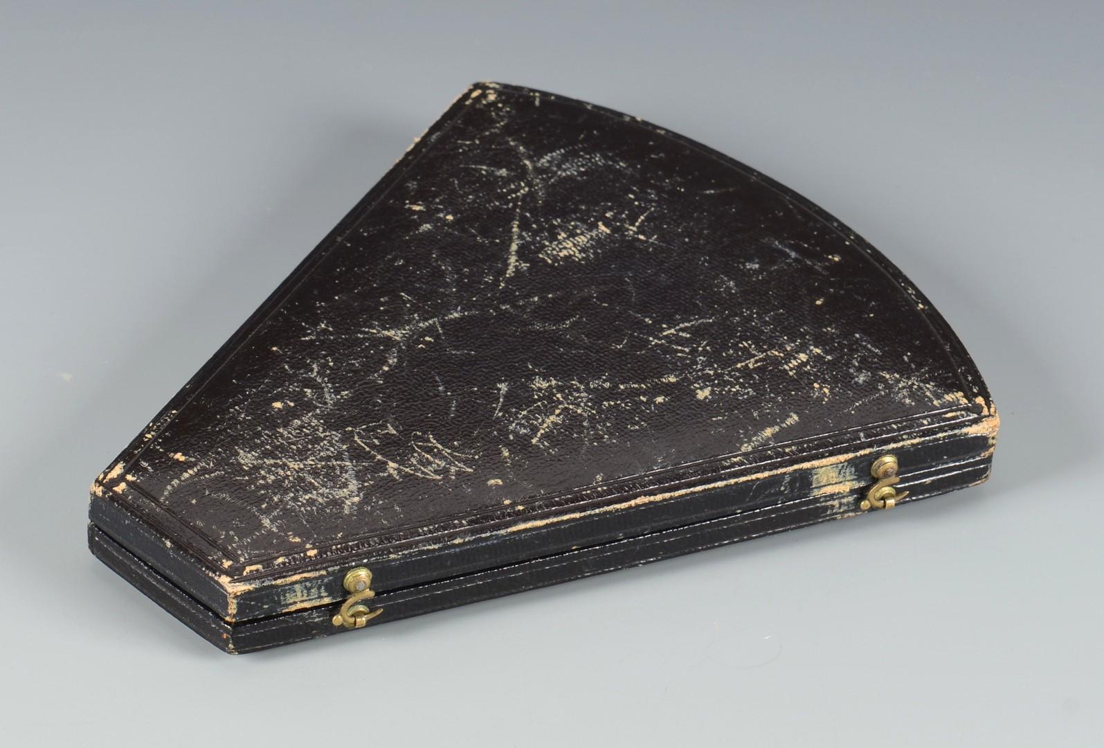 Lot 72: 14k Gold NY Masonic Medal, 1846