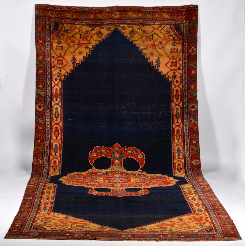 Lot 741: Persian Rug, Malayer