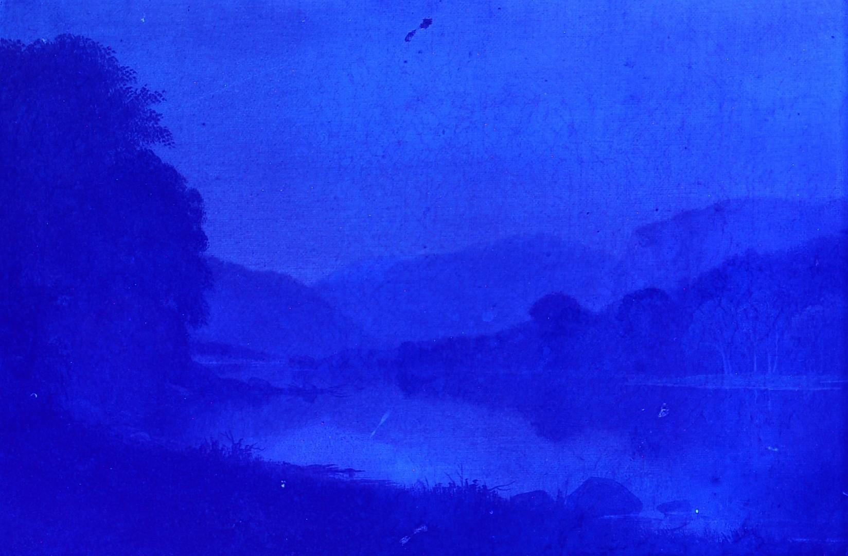 Lot 748: Pair Daniel Grose Landscapes