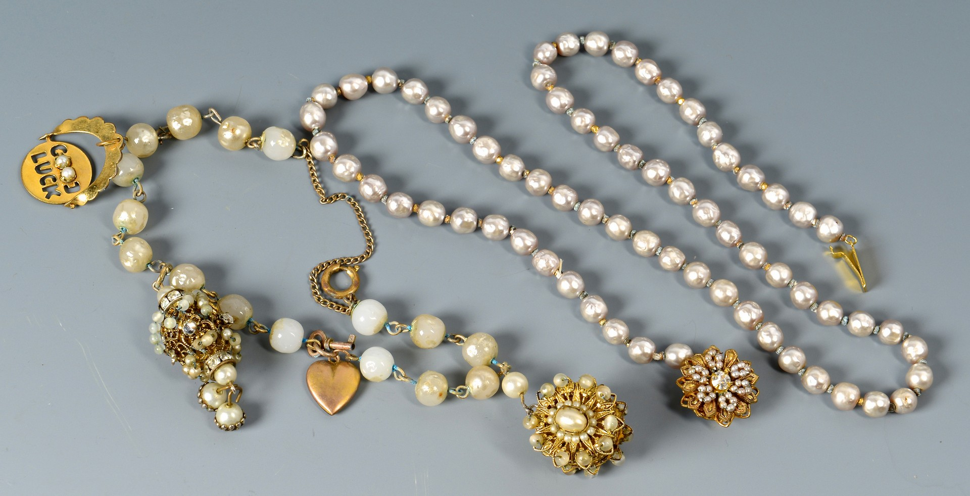 Lot 802: Spratling and M. Haskell Jewelry