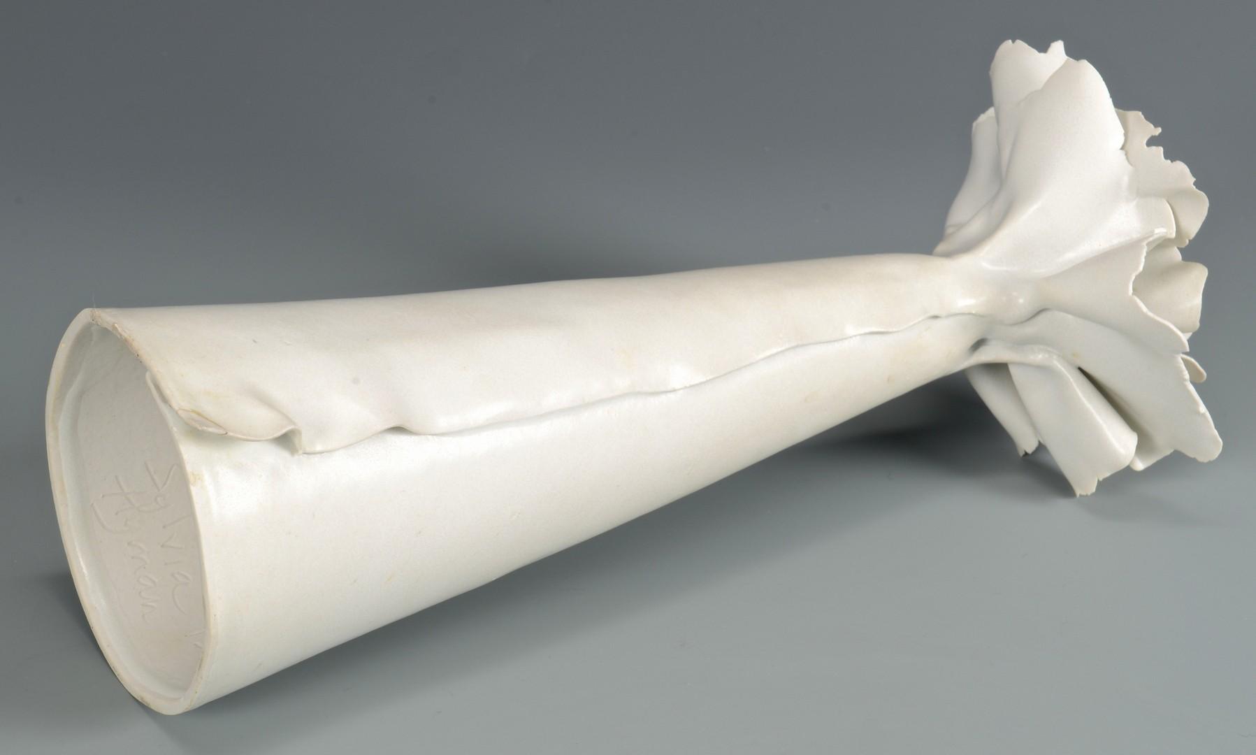 Lot 834: Sylvia Hyman Sculpture