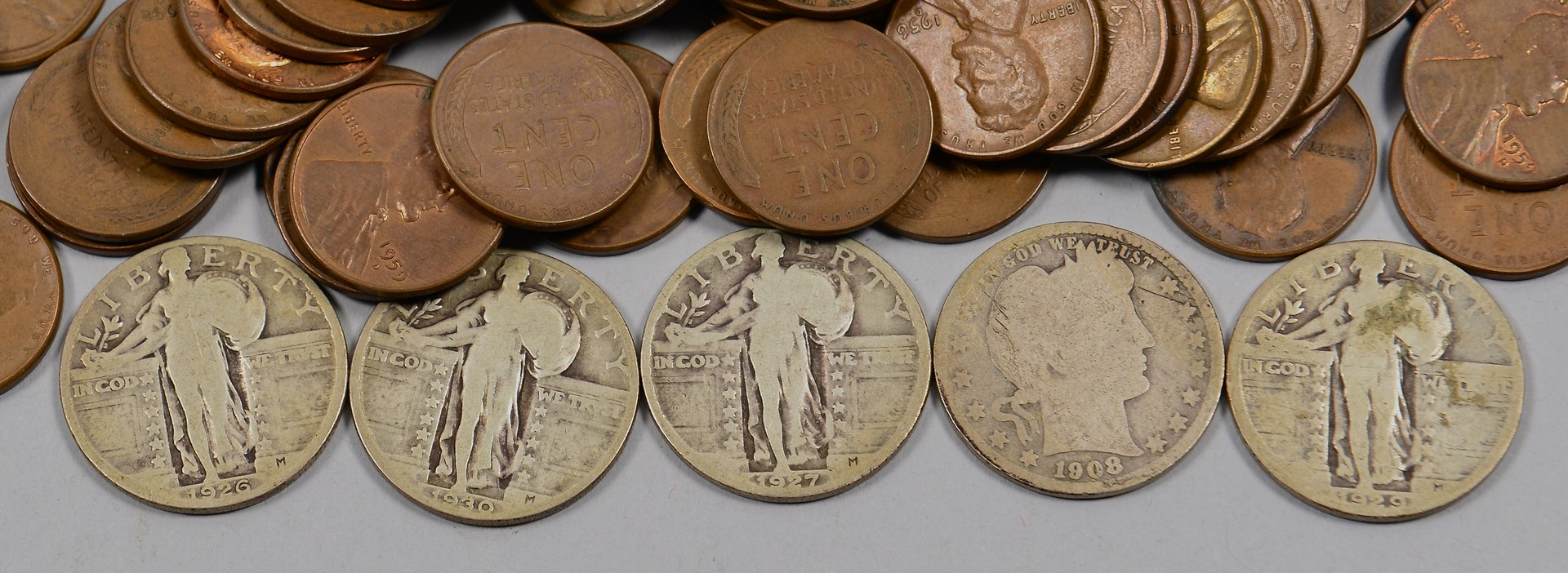 Lot 902: Large Grouping of US Coin Collection Sets & Others