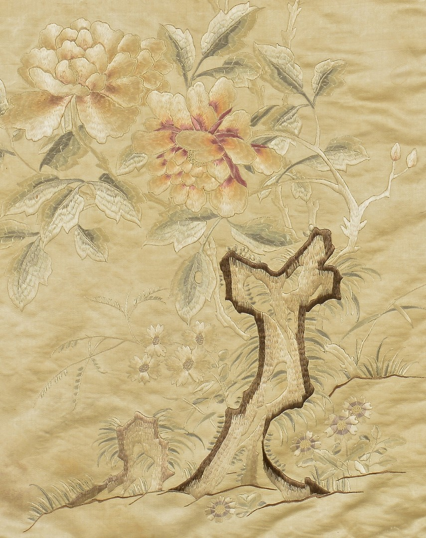 Lot 4010112: Group of Chinese Embroideries