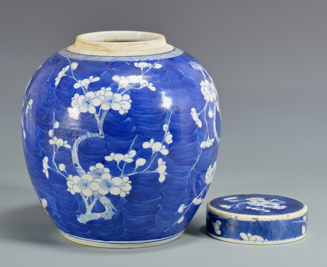 Lot 4010131: Chinese Hawthorne Ginger Jar
