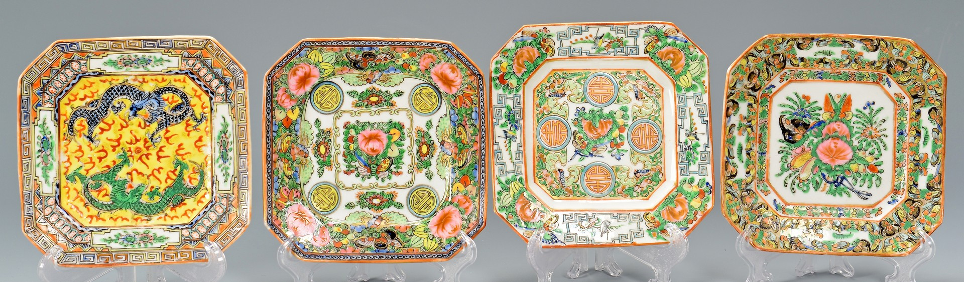 Lot 4010133: Assorted Chinese Export Porcelain