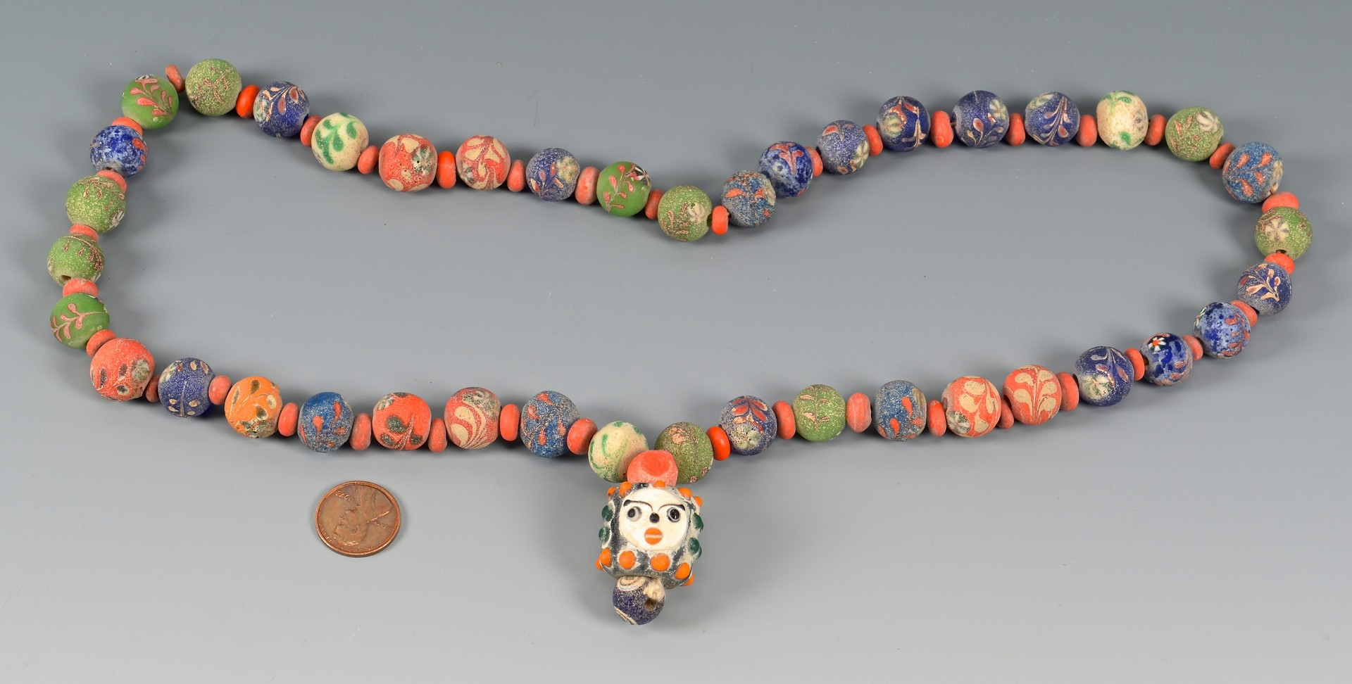 Lot 4010147: Ancient Middle Eastern Glass Beads