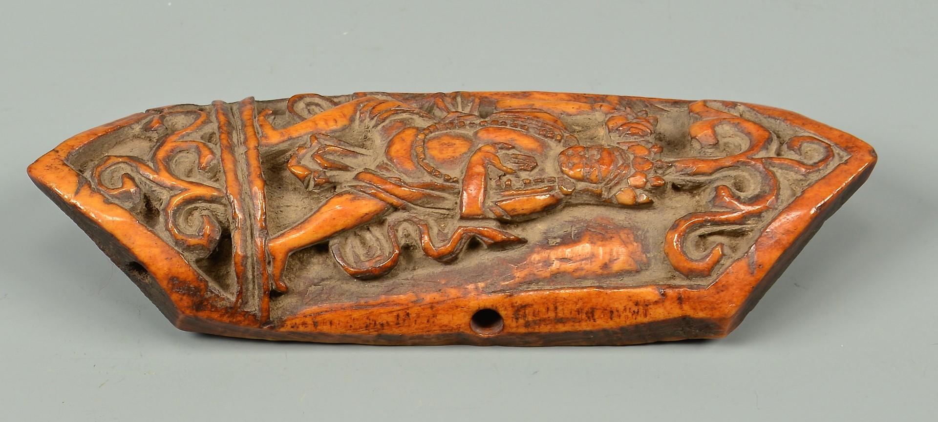 Lot 4010186: Asian & Tibetan Decorative Items and Gilt Bronze Dagger w/ Tibetan Arm Amulet