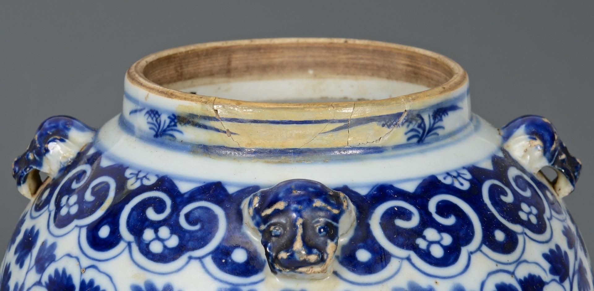 Lot 4010214: 2 Chinese Porcelain Vases