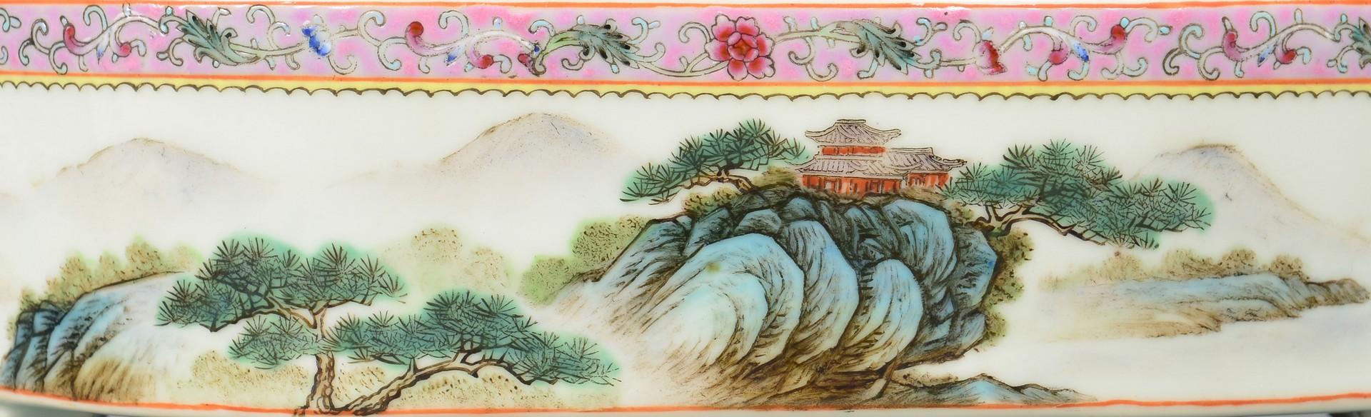 Lot 4010219: Chinese Republic Porcelain Bulb Bowl