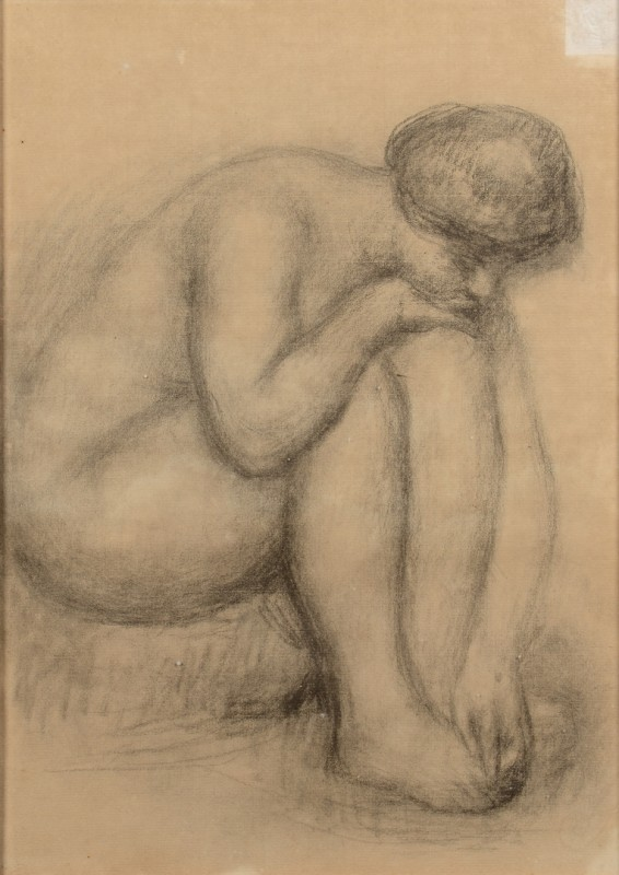 Lot 4010221: Enrique Alferez Drawing