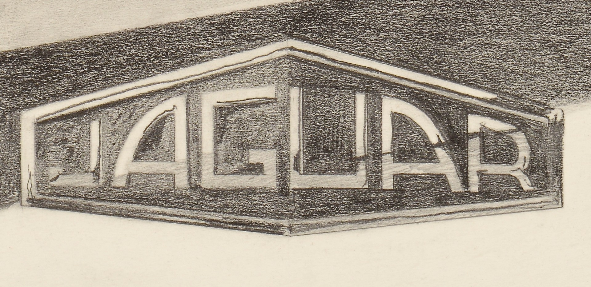 Lot 4010224: James Caulfield (MI/TN) Car Artwork