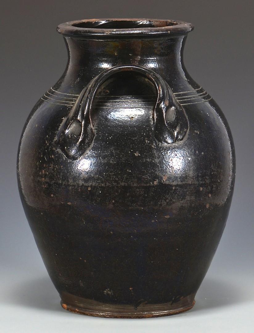 Lot 139: East TN Earthenware Pottery Jar