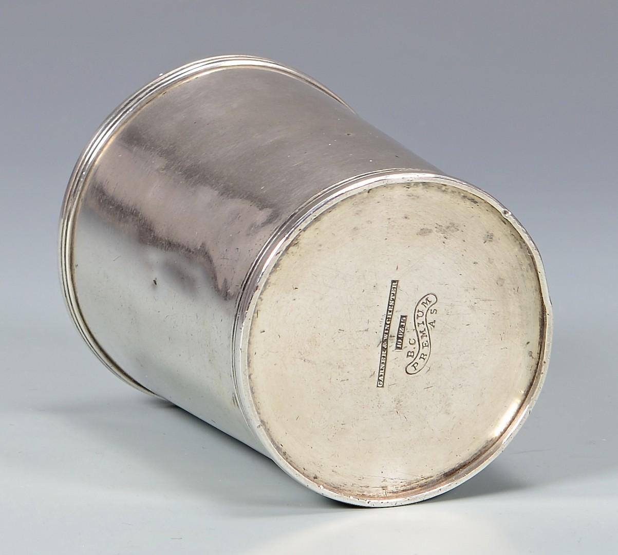 Lot 151: KY Coin Silver Agricultural Premium, Garner & Winc