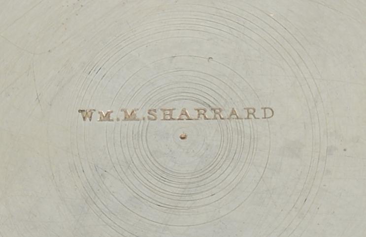 Lot 159: Sharrard KY Coin Silver Julep Cup