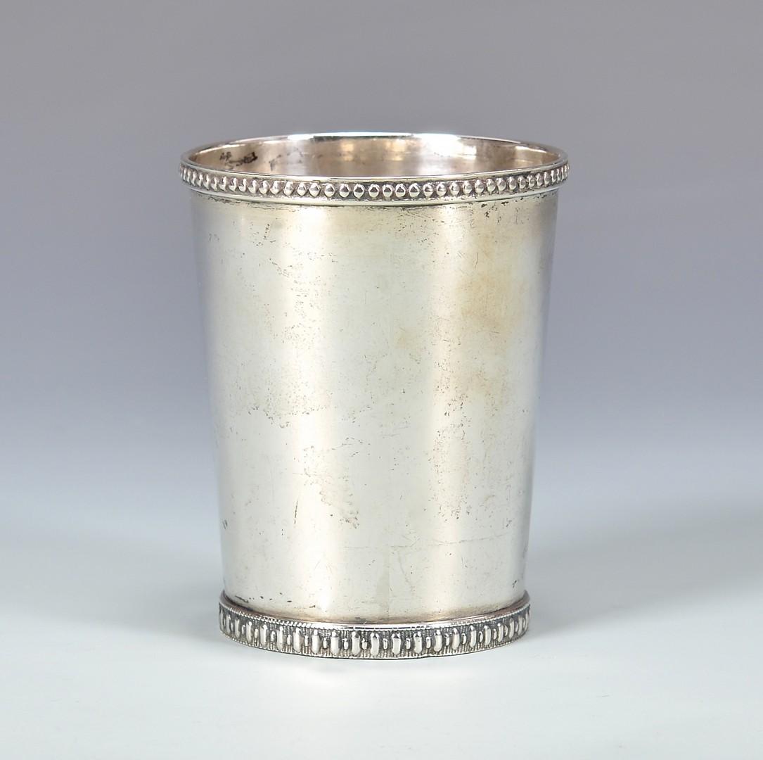 Lot 164: H. Hudson Louisville KY Julep Cup