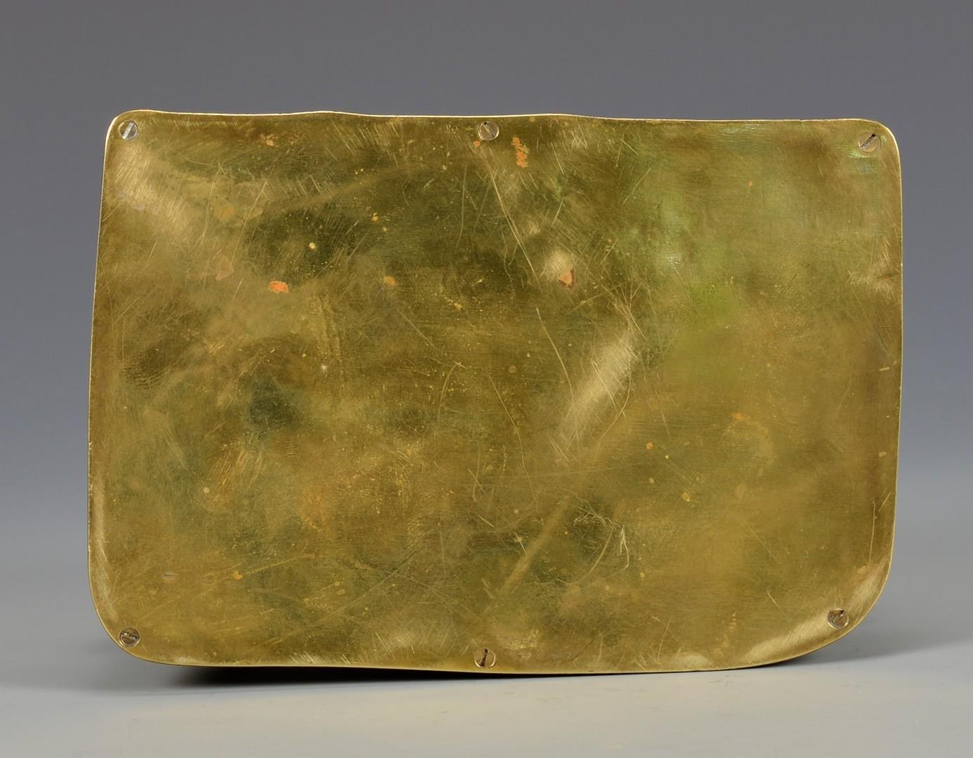 Lot 178: Austrian Erotica Bronze Box