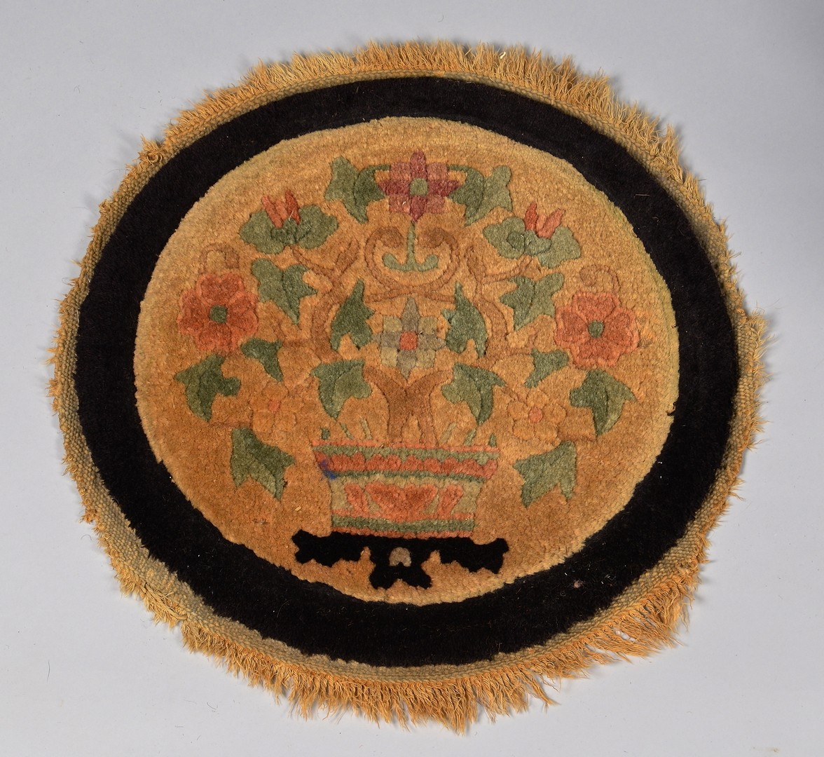 Lot 18: Chinese Palace Size Cloisonne Vase