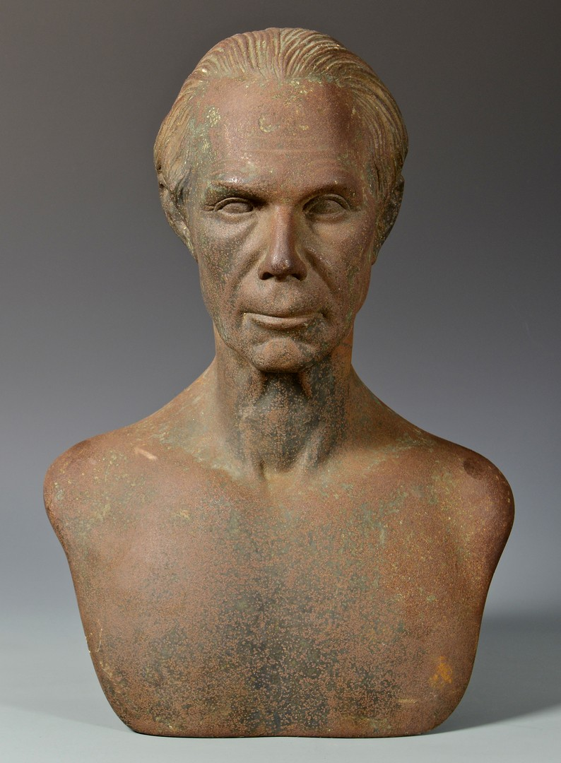 Lot 209: Ferdinand Pettrich, Bust of Henry Clay
