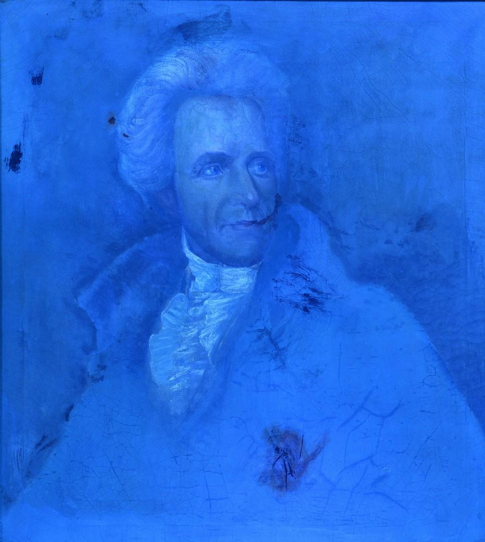 Lot 210: Portrait of Andrew Jackson, O/C