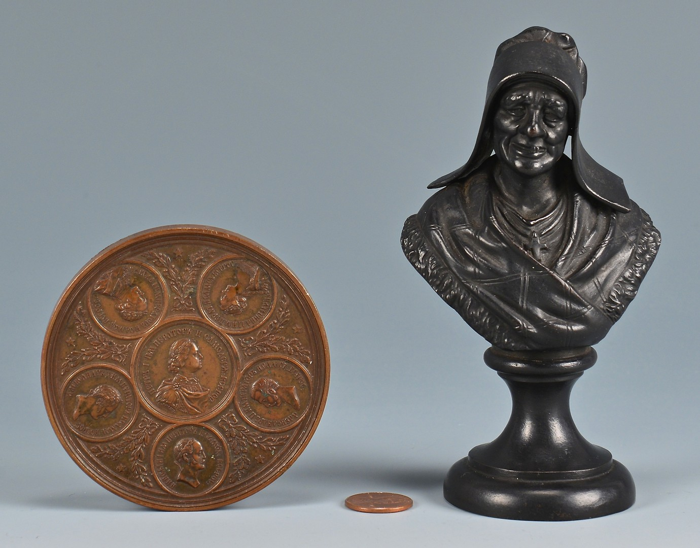 Lot 231: Two Russian Themed Decorative Items