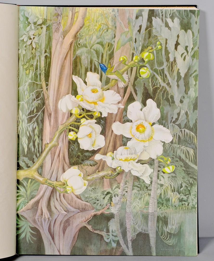 "Lot 237: ""Flores do Amazonas"" Elephant Folio, Mee"
