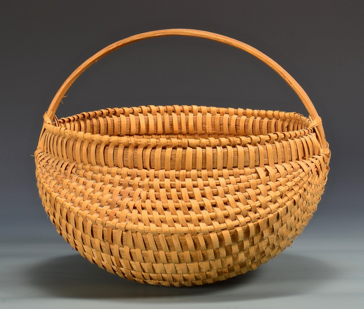 Lot 287: 3 Signed SW VA Jesse Jones Baskets