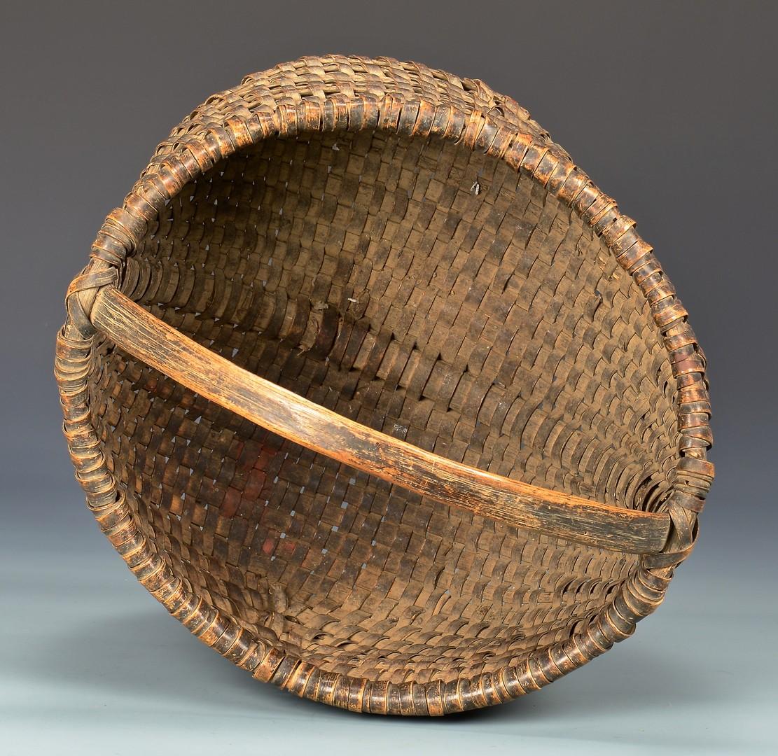 Lot 290: 3 East TN Buttocks Baskets