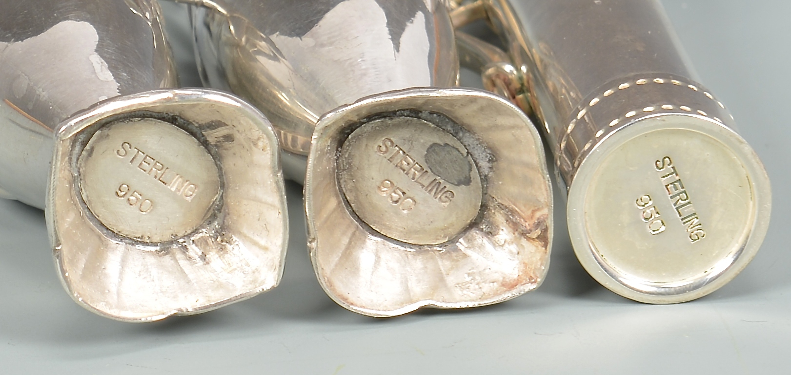 Lot 43: Asian Silver Novelties inc. Golf picks
