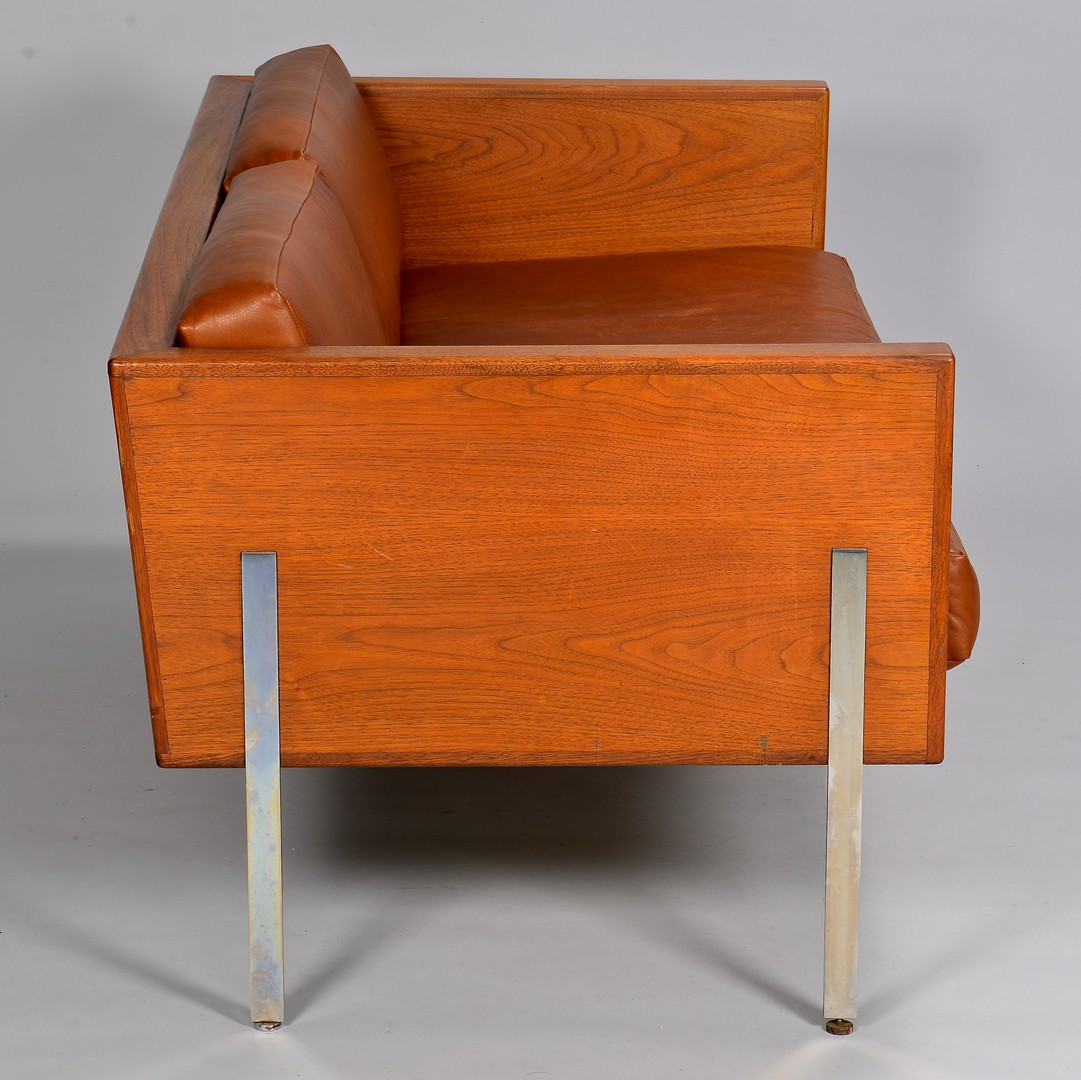 Lot 442: Probber Architectural Series Love Seat