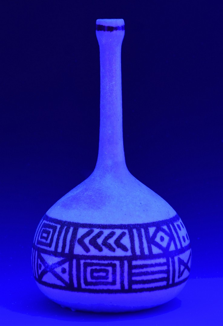 Lot 458: Guido Gambone Pottery Vase