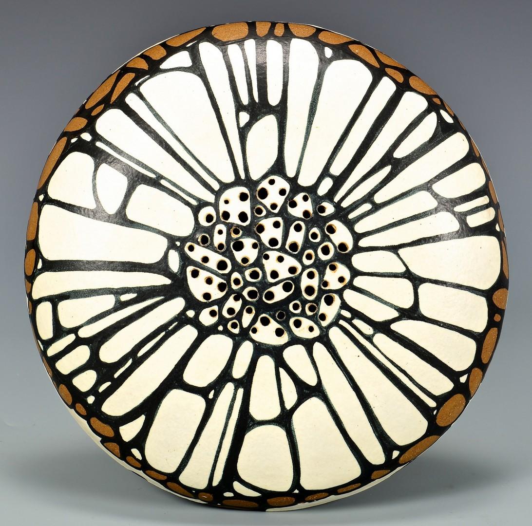 Lot 459: 2 Sylvia Hyman Ceramic Sculptures