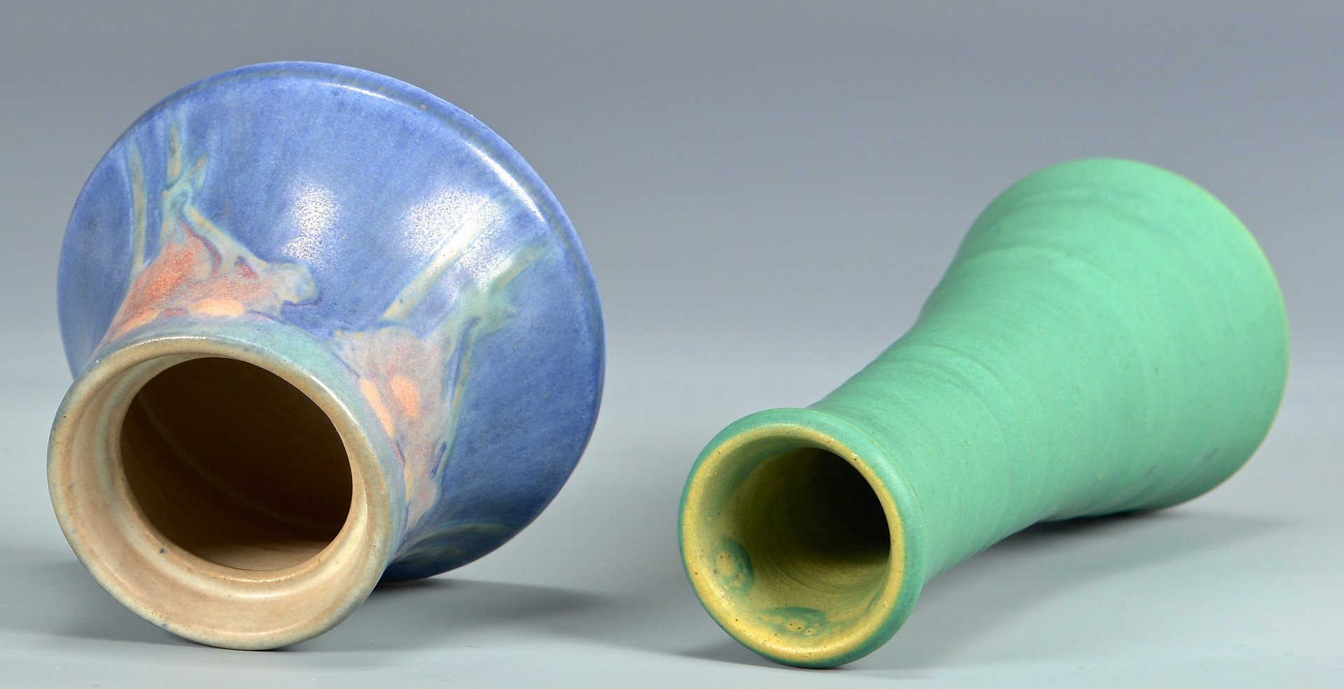 Lot 463: 2 Joseph F. Meyer Newcomb Pottery Items