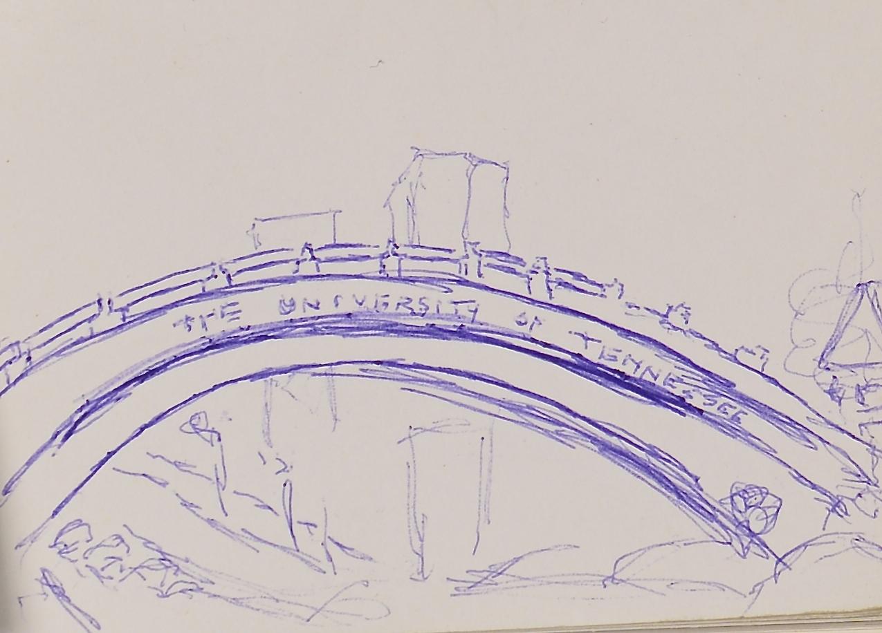 Lot 495: 5 TN Joseph Delaney Drawings